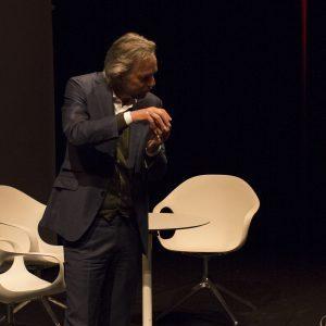 Theatercollege over slaap en slapeloosheid voor de Radboud Universiteit in Nijmegen